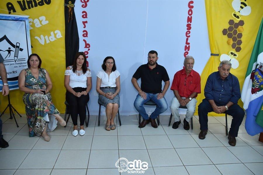 Eleita nova mesa diretora da Câmara de Fontoura Xavier