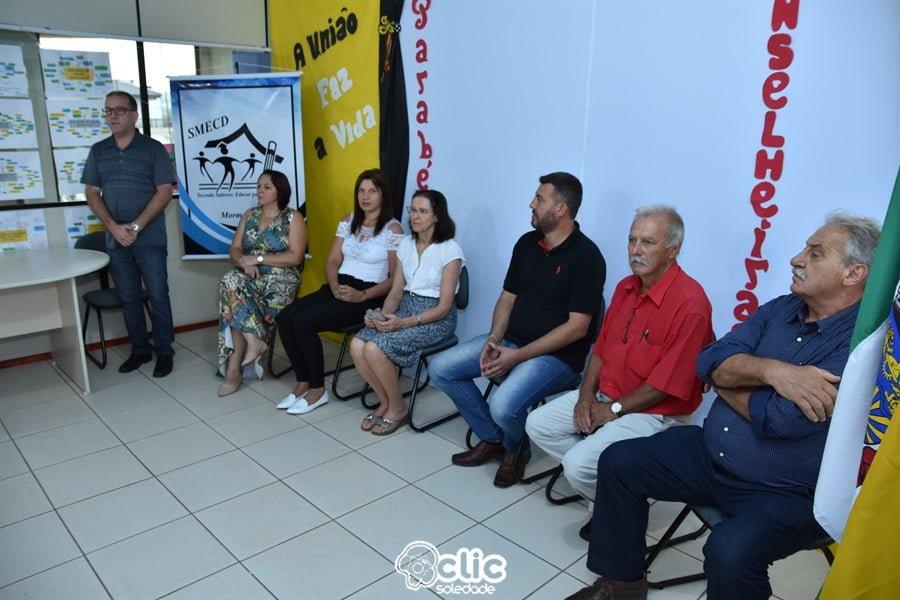 Prefeito Cattaneo cumpriu agenda em Brasília e Porto Alegre