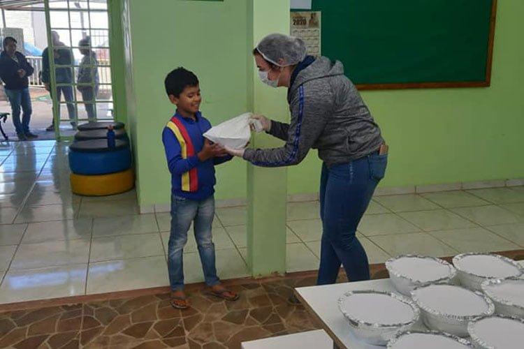 SENAR oferece curso de Educação Ambiental ao Projovem Adolescente em Fontoura Xavier