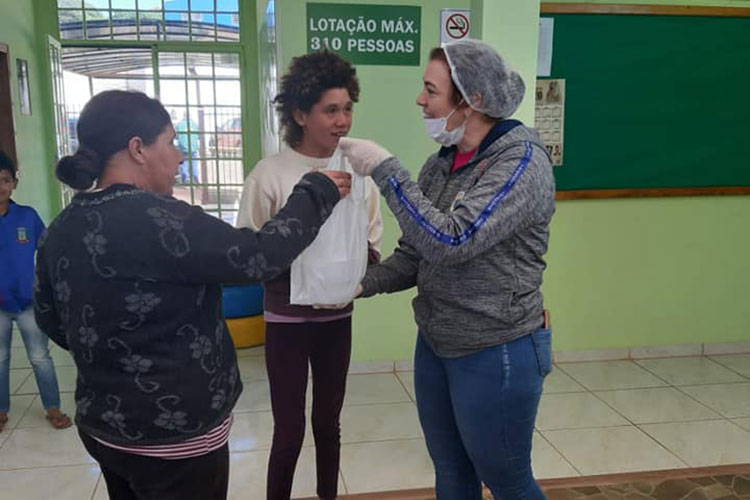 Comitiva divulga Exposol na capital gaúcha