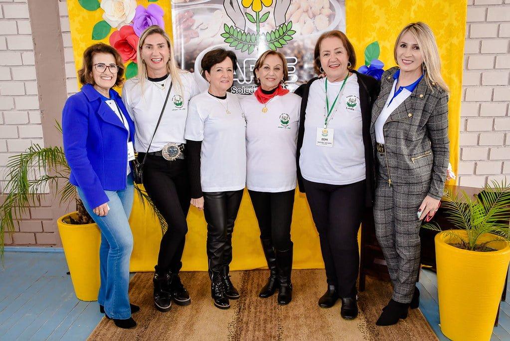 Prefeito Cainelli participa de campanhas no Sábado