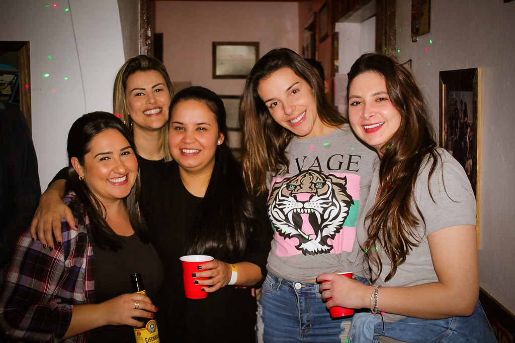 Parabéns Juliana de Souza por mais um aniversário