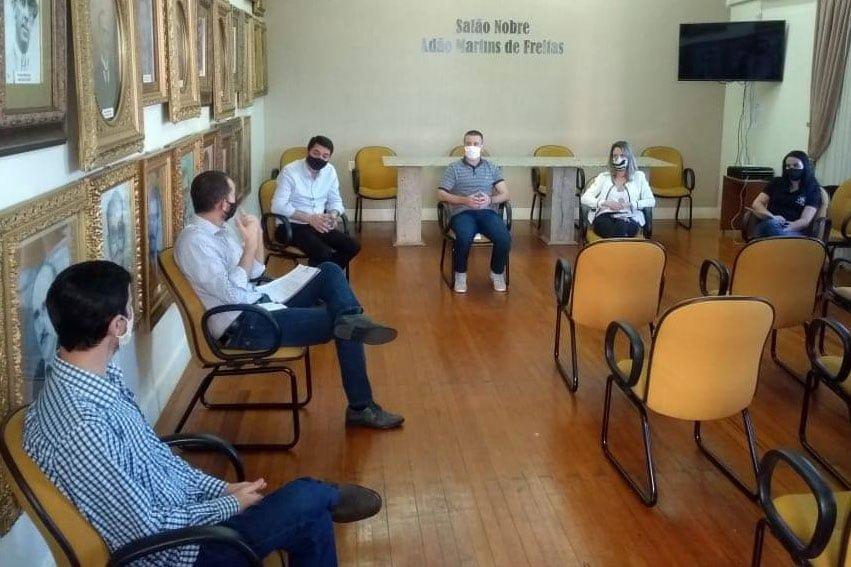 Em reunião, PSB de Soledade decide se retirar do frentão