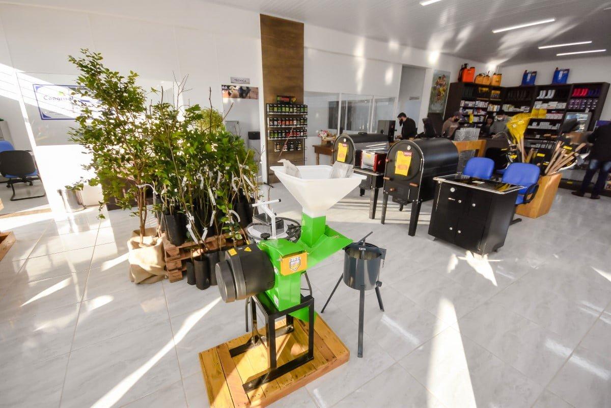 BM apreende menor por furto em estabelecimento comercial em Soledade