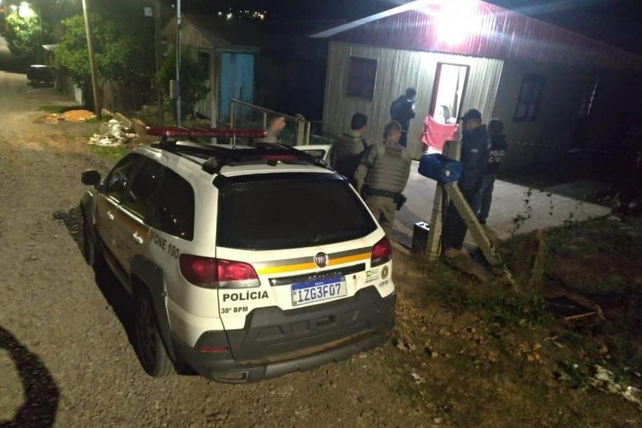 Homem é preso por tráfico de drogas em Soledade