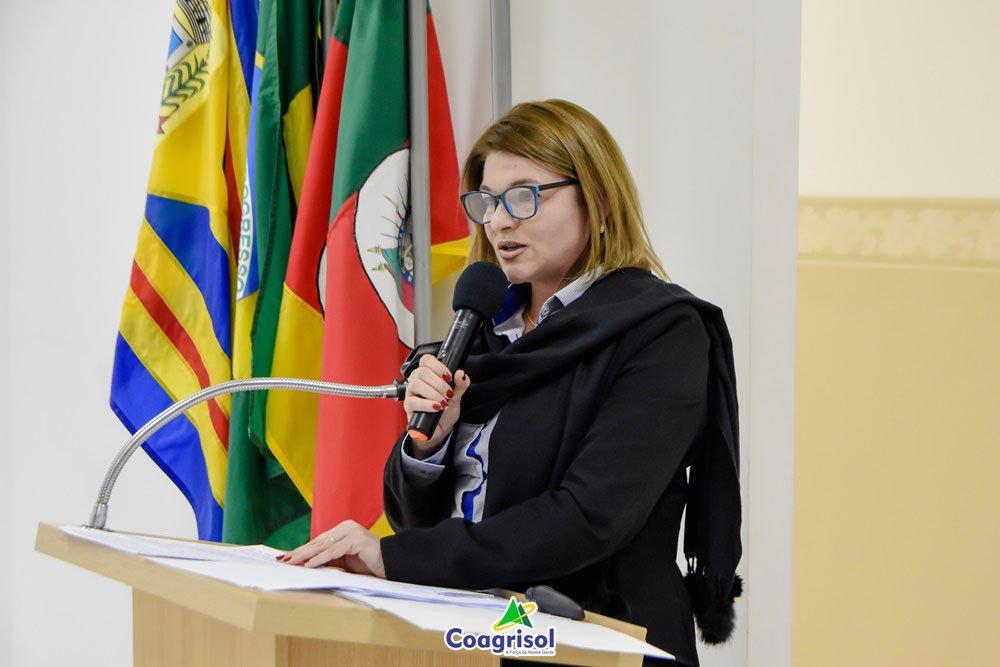 Jovem Soledadense ministra palestra sobre incentivo à liderança