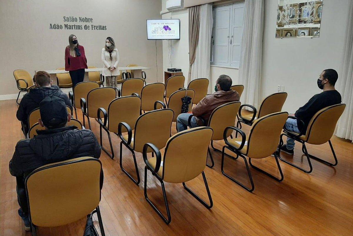 Ano letivo inicia dia 18  em Mormaço com reunião de professores e funcionários