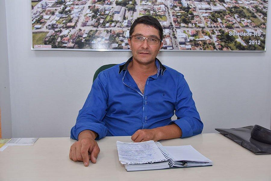 Paulo Ernani Klafke é eleito presidente da ACIS