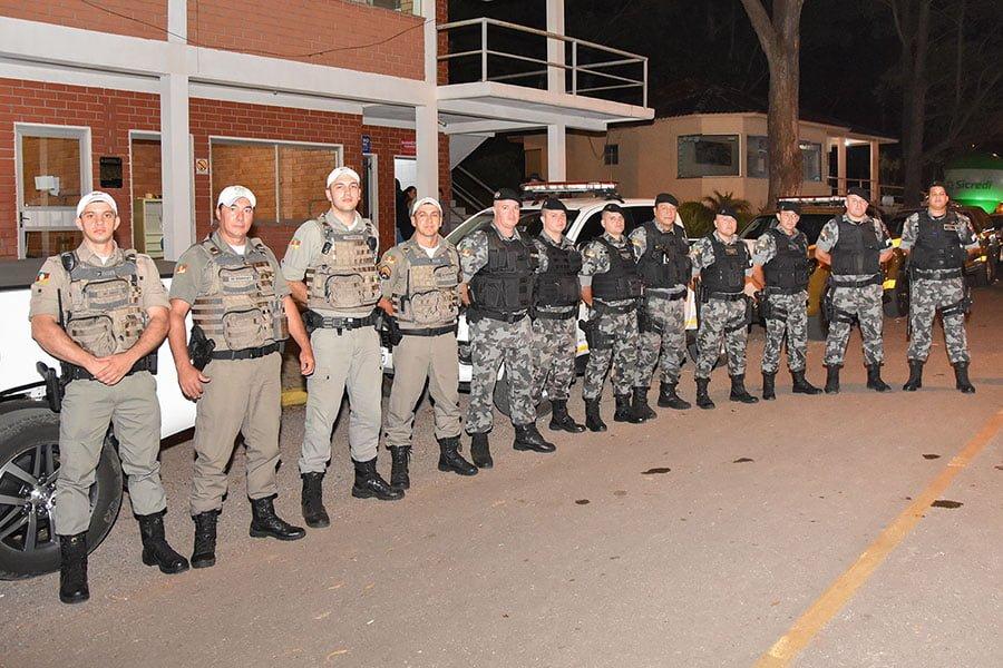 Casal do Mato Grosso é preso por tráfico na BR-386 em Soledade