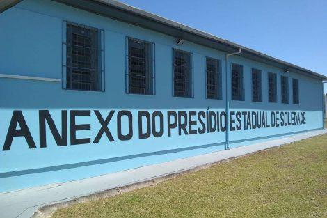 Foto: Divulgação / Susepe