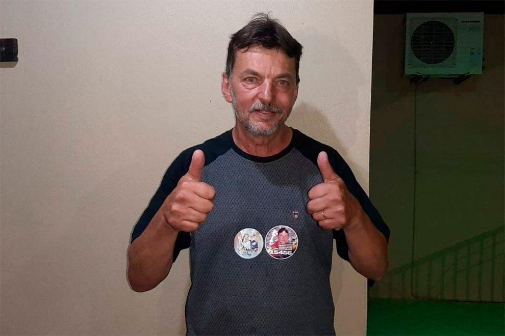 Rodolfo Tatim / Radio Cristal
