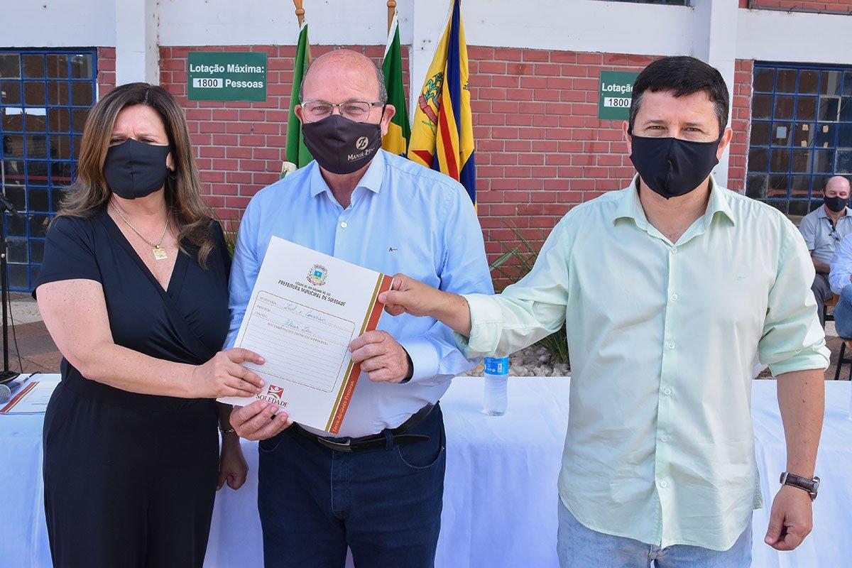 Feira da Agricultura Familiar integra programação do Soledade é Joia