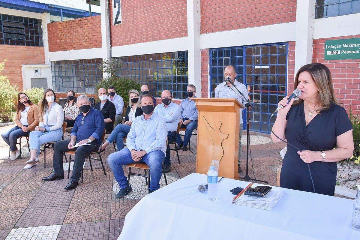 Informativo da Câmara Municipal de Fontoura Xavier dia 09/11