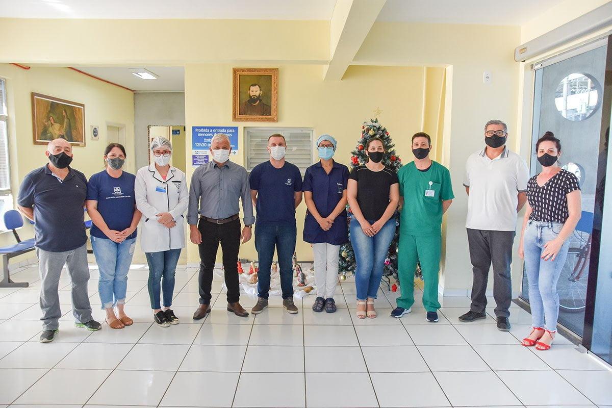 Extensionista da Emater Regional de Soledade integra comitiva em viagem à Itália