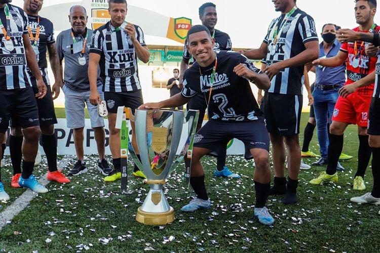 Vinicius Molz Schubert / FC Santa Cruz