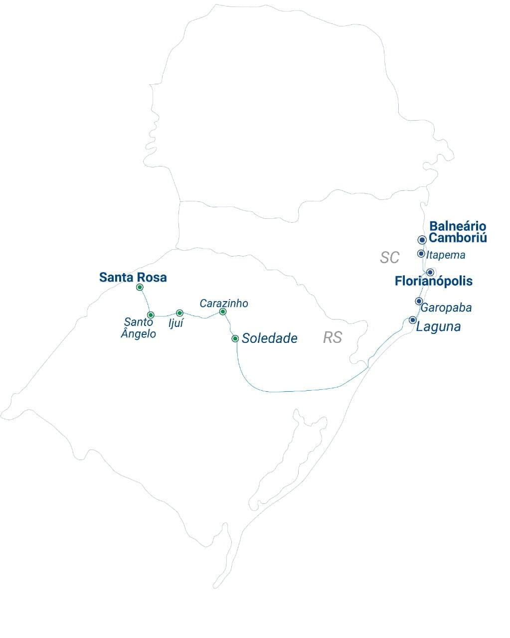 Corsan informa que vai faltar água no bairro Expedicionário em Soledade