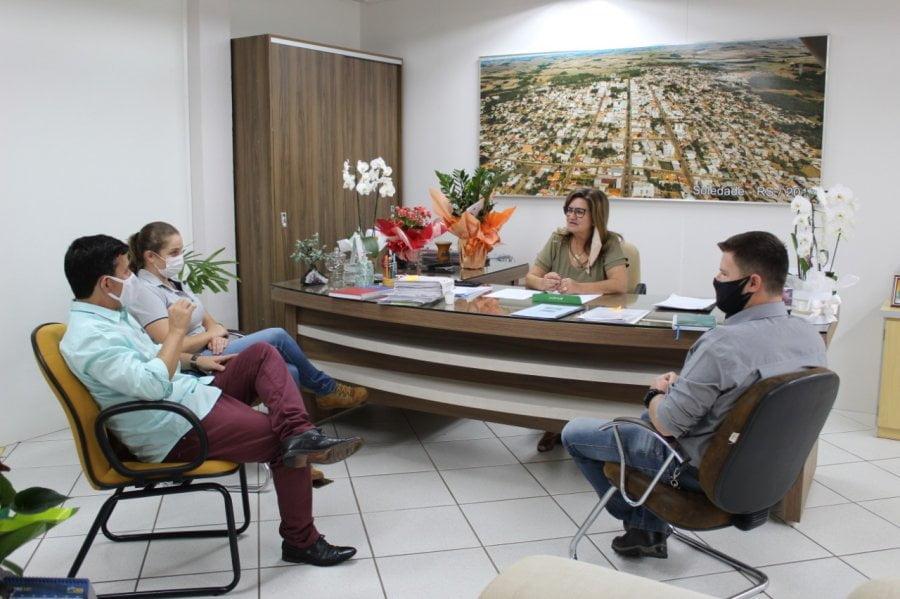 Temporal deixa moradores de Fontoura Xavier sem luz, água e isolados
