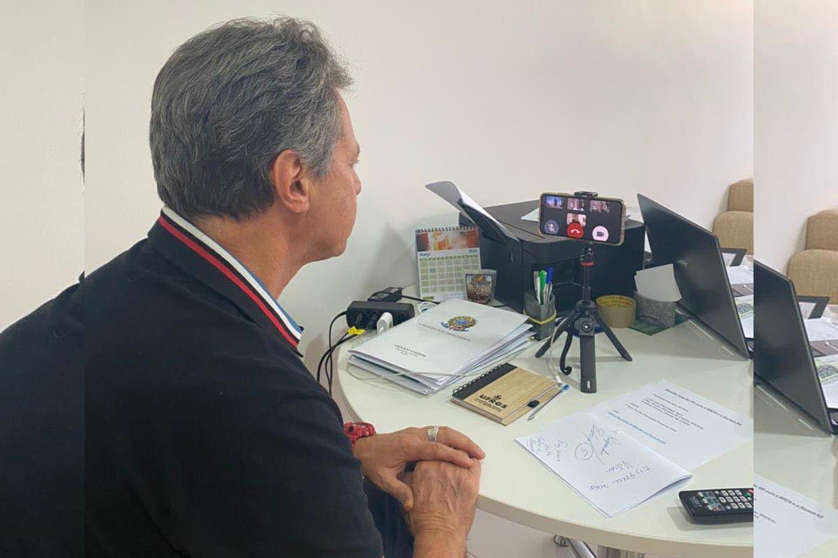 Reunião em Soledade discute estratégias para cadeia produtiva da erva-mate