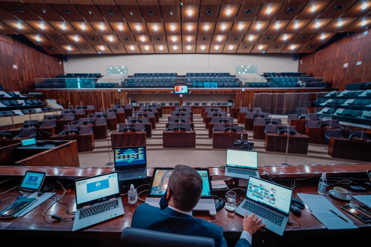 Resumo sessão ordinária Câmara de Soledade dia 23/04