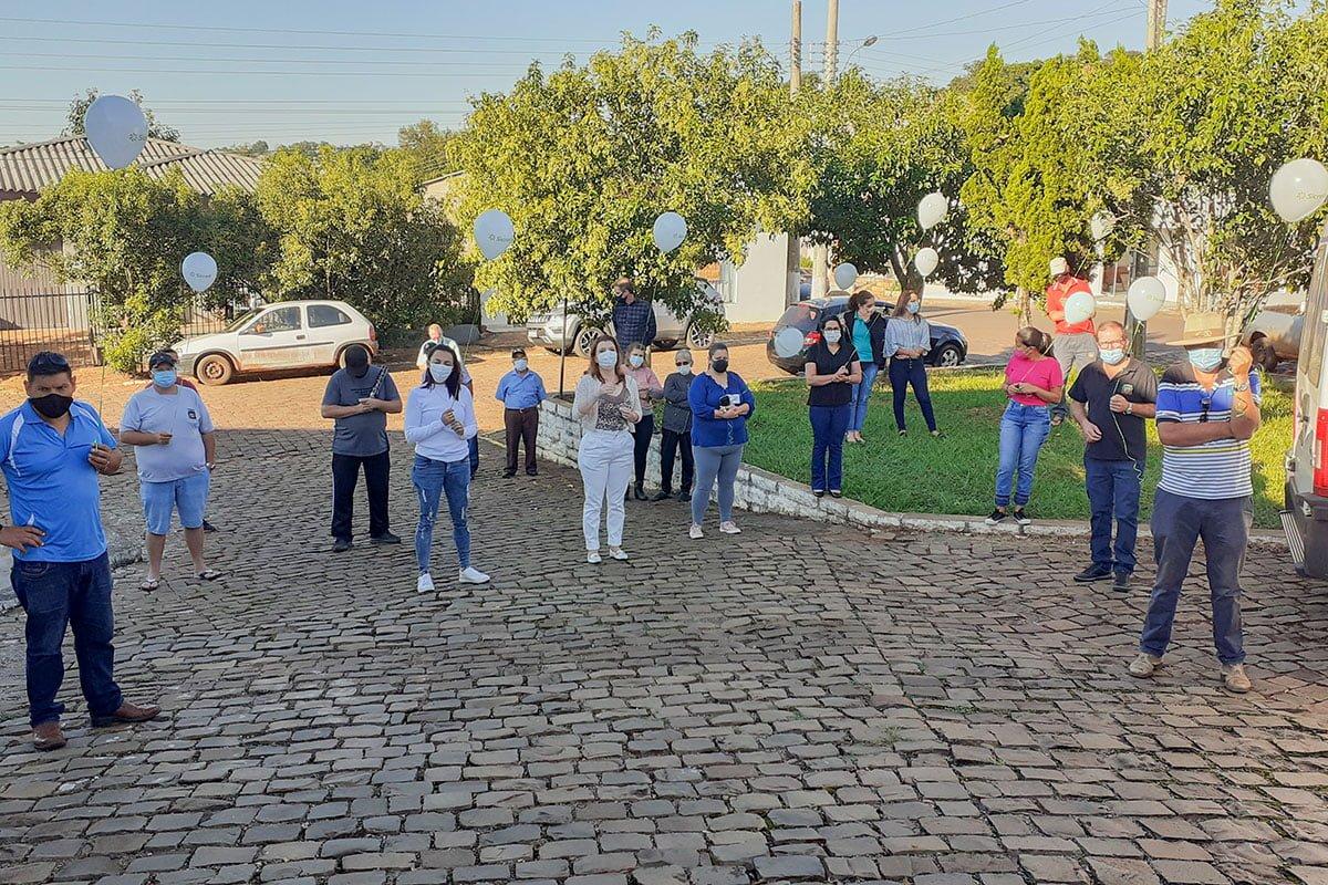 Automóvel roubado em Cachoeirinha é recuperado em operação conjunta em Soledade