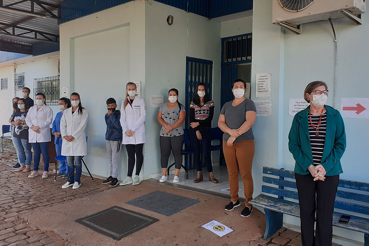 Policiais de Soledade participam de operação em Carazinho