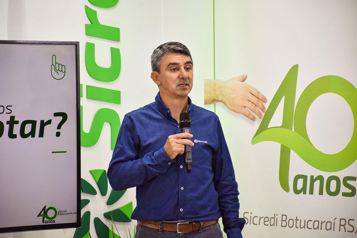 Corede Botucaraí promove oficina em parceria com o BRDE em Soledade