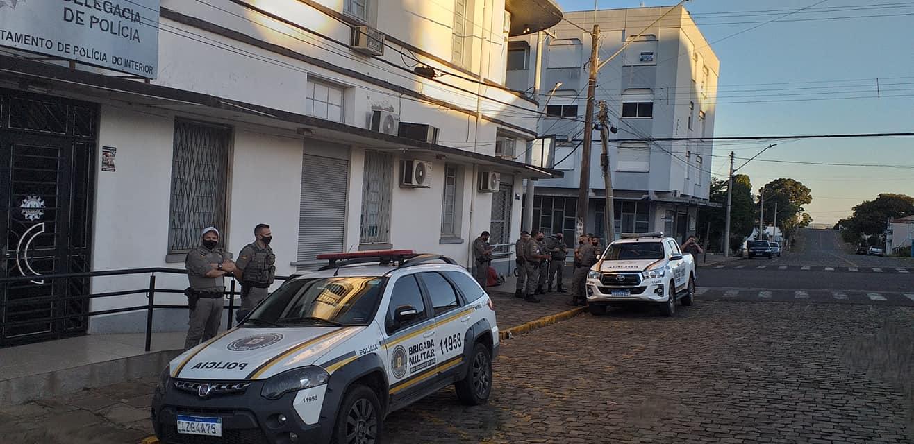 Incêndio consome parcialmente residência no bairro Expedicionário em Soledade