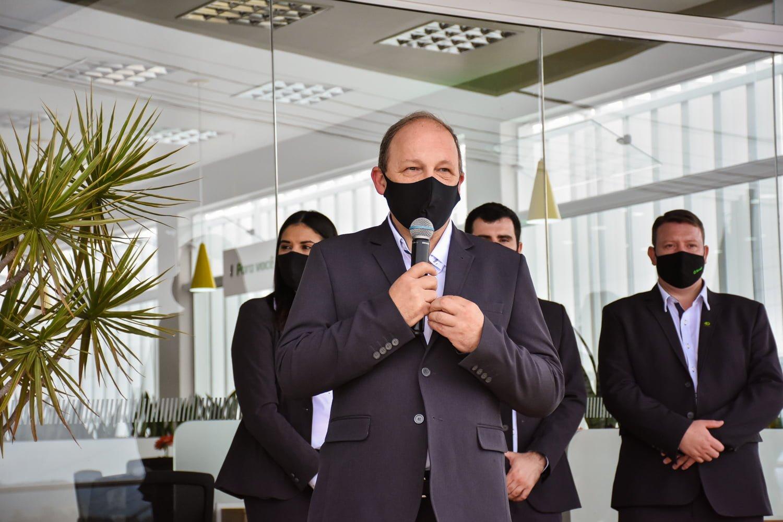 Leonardo Gabineski Perin é o novo gerente do Sicredi Agência Soledade Missões