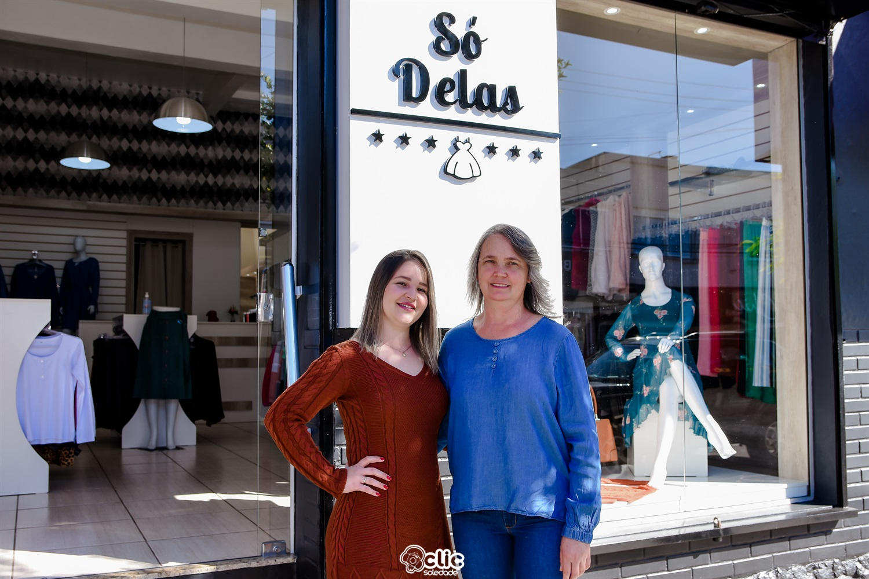 Loja Mistura Feminina em Soledade passa se chamar Boutique MF