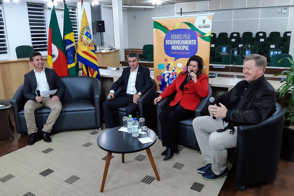 Soledade tem mais mulheres infectadas com novo coronavírus que homens