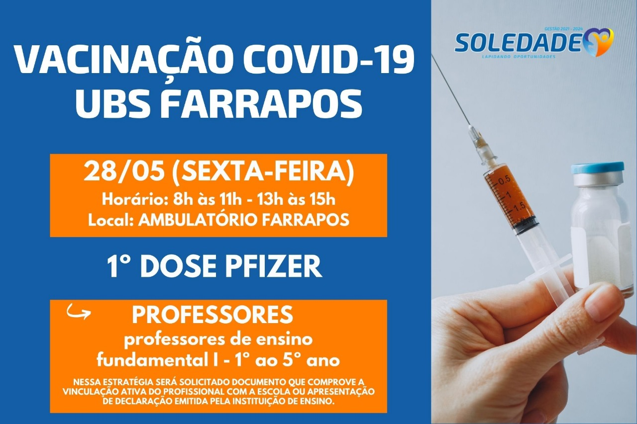 Soledade registra aumento no número de pacientes recuperados da Covid-19