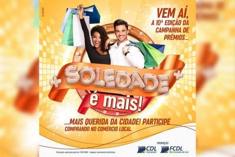 Arte / Divulgação / CDL