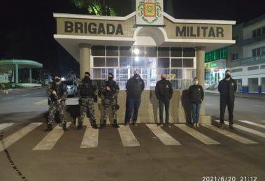 Divulgação / Fiscalização Municipal